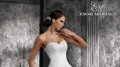 Kupię suknie Emmi Mariage Marabu