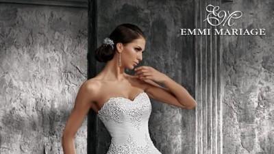 KUPIĘ!!! suknie Emmi Mariage marabu rozmiar 40/42