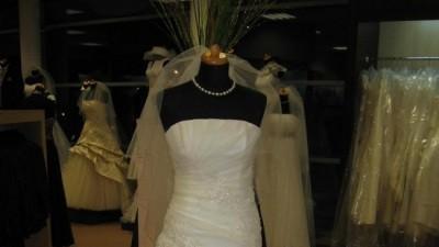 Kupię suknię Ms moda Amanda ecru rozmiar 34/36