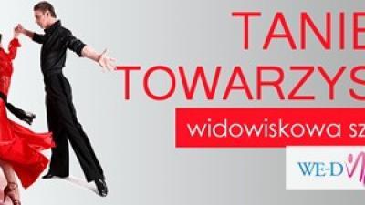 Kurs Tańca Towarzyskiego w Bestime Wielkopolskie Centrum Tańca w Poznaniu!