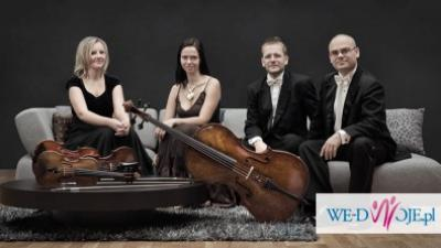 Kwartet smyczkowy na slub