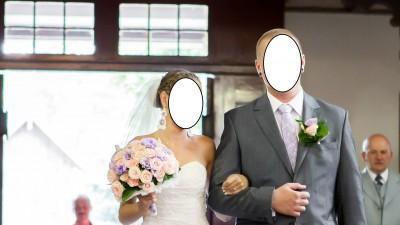 La sposa Madeira- hiszpańska koronka