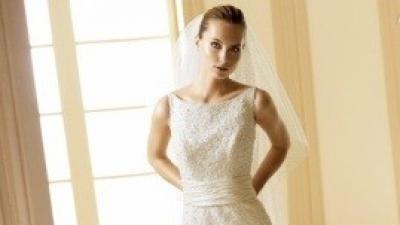 La Sposa, model Menorca idealny dla szczupłej