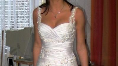 La Sposa model Salome 2001