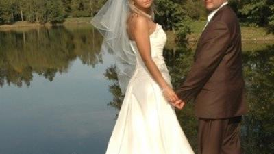 La Sposa2007 suknia Ślubna rozm 3638