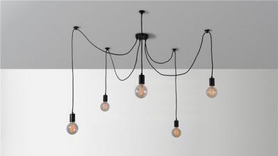 Lampa Pająk 5