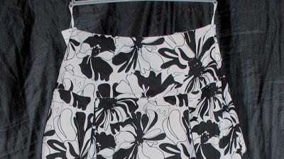 letnia urocza spódnica
