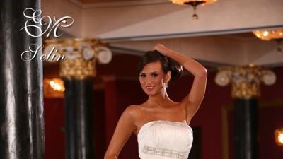 LIKWIDACJA SALONU !!!! NOWA SUKNIA ŚLUBNA SELIN EMMI MARIAGE Rozmiar 38