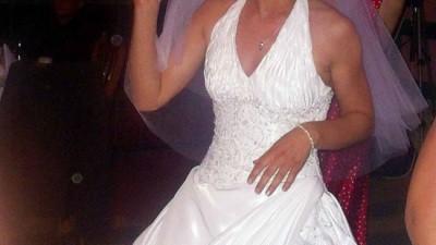Lisa Ferrera Demetrios 2007 model 925 + Buty