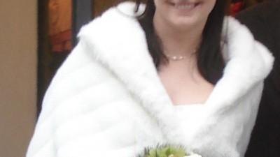 Lorna Pronovias rozm. 42, bolerko + Gratisy