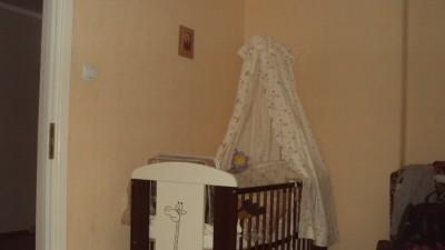 Łóżeczko drewniane KLUPŚ SAFARI + materac i inne dodatki