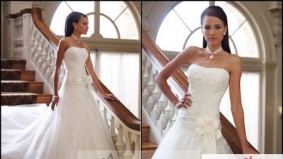 Magiczna Suknia Ślubna Mon Cherie- Model Jolie