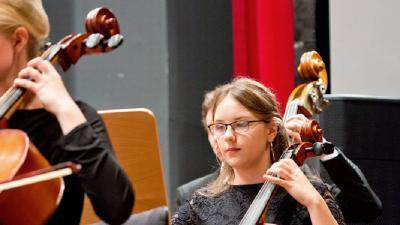 Magiczny ślub - duet śpiew i wiolonczela