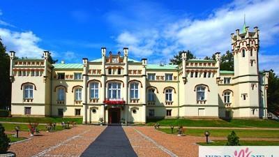 Majówka dla dwojga w Pałacu w Paszkówce