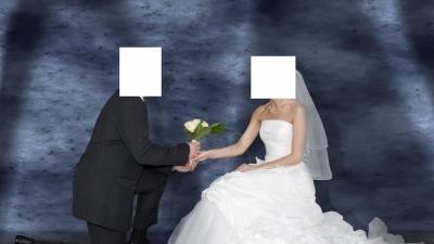 mam do sprzedania piękną suknię ślubną, model JULIA