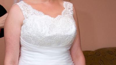 Mam do sprzedania suknie ślubną
