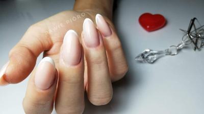 Manicure hybrydowy, przedłużanie rzęs