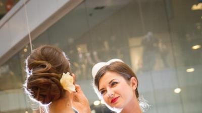 Manicure i pedicure ślubny