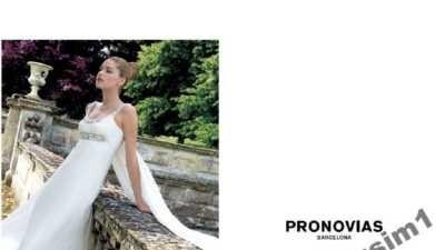 Manuel Mota Carla Pronovias Madonna rozmiar 36
