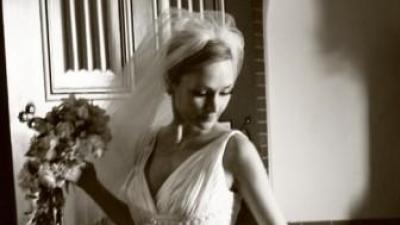 MANUEL MOTA dla Pronovias, model SANDRA, MADONNA, ecru, rozm.38 + gratisy