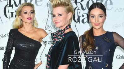 Marina, Małgorzata Kożuchowska i wiele innych gwiazd zadało szyku na imprezie