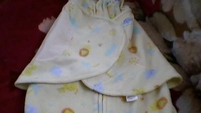 Mega paczka dla niemowlaczka 50 sztuk