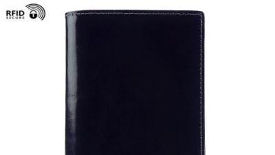 Męski portfel skórzany Rovicky
