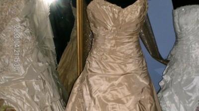Moja Włoska Suknia Ślubna