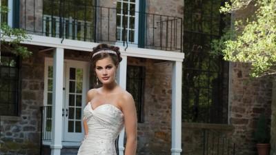 Mon Cheri 2BE 2012 Kathy Ireland I231103 r.8 kolor ivory Białystok/ Warszawa