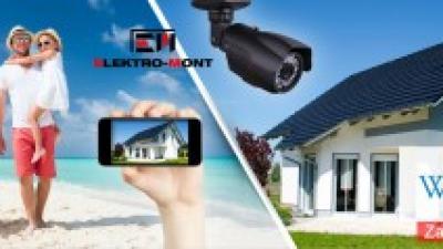 Monitoring CCTV - ELEKTRO-MONT Instalacje i Systemy Elektryczne