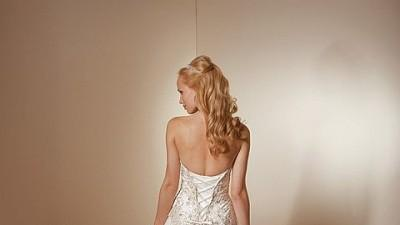 MORI LEE byMadeline Gardner PIęKNA SUKNIA śLUBNA Style 2108