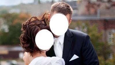 Muślinowa, zwiewna i delikatna suknia ślubna
