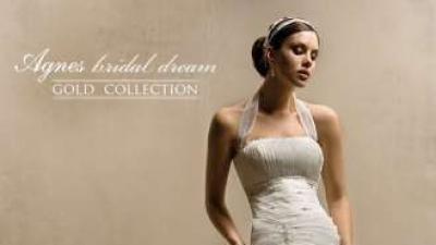 Najpiękniejsza śnieżnobiała suknia ślubna Agnes XS