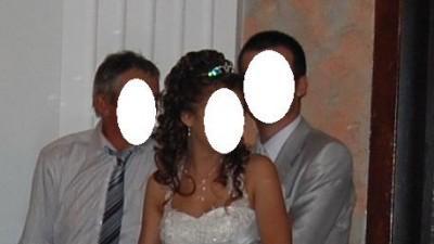 Najpiękniejsza suknia ślubna!!!