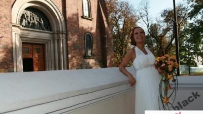 Najpiękniejsza suknia z kolekcji Agnes 34/36