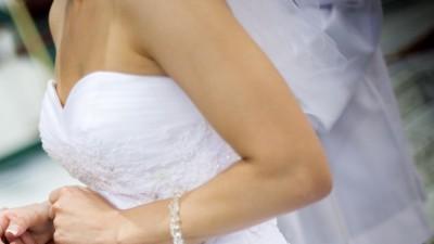 Naprawdę PIĘKNA suknia ślubna !!