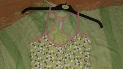 NEU LOOK- dziewczęca tunika w kolorowe groszki