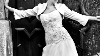 Niepowtarzalna, jednoczęściowa suknia - zobacz koniecznie!!!