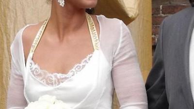 niepowtarzalna suknia SLUBNA 25% PIERWOTNEJ CENY!!!