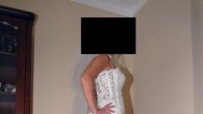 Niepowtarzalna Suknia Ślubna!!!!!