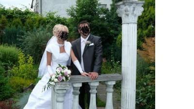 Niepowtarzalna suknia ślubna !!!