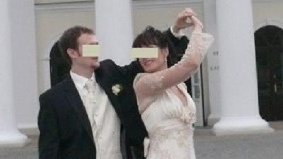 Niepowtarzalna suknia ślubna firmy Papilio  (40/42//178+obcas)