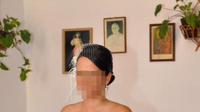 Niepowtarzalna suknia ślubna - kolekcja 2011