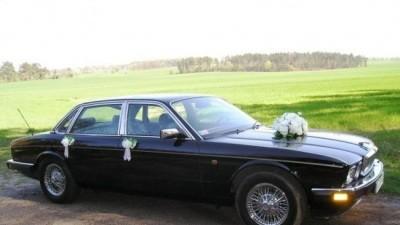 Niepowtarzalny Jaguar do ślubu...