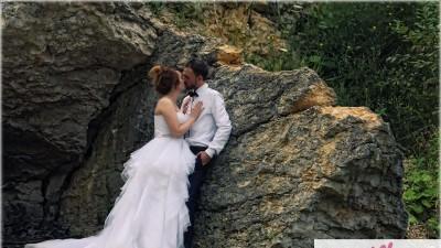 Niesamowita i niepowtarzalna! Suknia ślubna Saint Valentine.