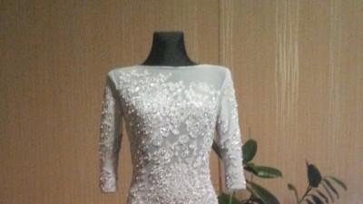 niesamowita suknia ślubna!!