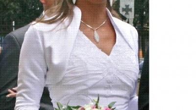 Niesamowita suknia ślubna, wdzięk i klasa rozmiar 38