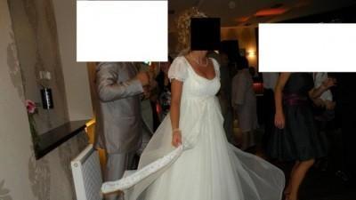 Niesamowita suknie ślubna!!! zobacz sama!