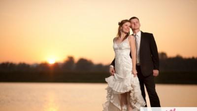Niezwykła suknia ślubna CYMBELINE Harriet 36/38