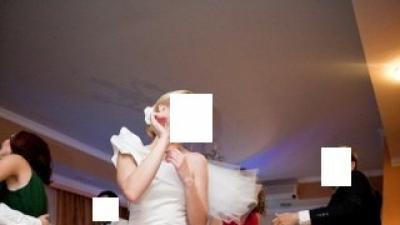 Niezwykła suknia ślubna PRONOVIAS 2011 model ALISON